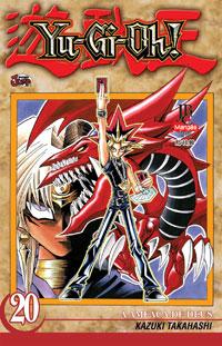 capa de Yu-Gi-Oh #20