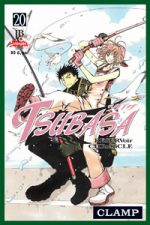 capa de Tsubasa #20