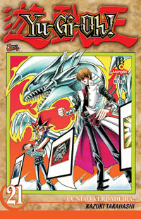 capa de Yu-Gi-Oh #21