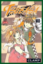 capa de Tsubasa #21