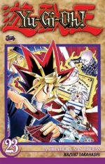 capa de Yu-Gi-Oh #23