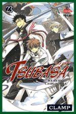 capa de Tsubasa #23