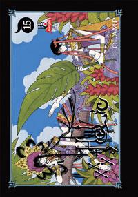 capa de XXX Holic #15