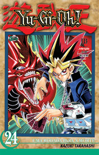 capa de Yu-Gi-Oh #24