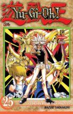 capa de Yu-Gi-Oh #25