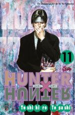 capa de Hunter X Hunter #11