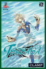capa de Tsubasa #26