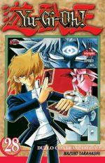 capa de Yu-Gi-Oh #28
