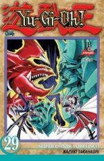 capa de Yu-Gi-Oh #29