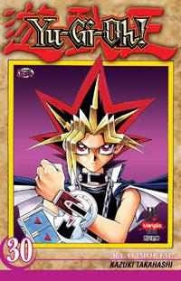 capa de Yu-Gi-Oh #30