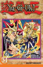 capa de Yu-Gi-Oh #31