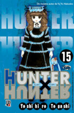capa de Hunter X Hunter #15