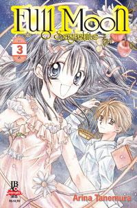 capa de Full Moon o Sagashite #03