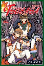 capa de Tsubasa #31