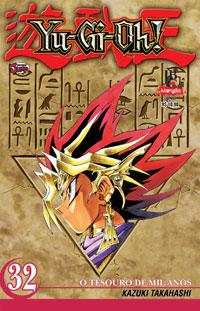 capa de Yu-Gi-Oh #32