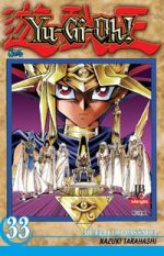capa de Yu-Gi-Oh #33