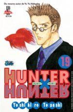 capa de Hunter X Hunter #19
