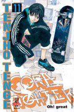 capa de Tenjho Tenge #11