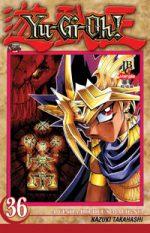 capa de Yu-Gi-Oh #36