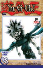 capa de Yu-Gi-Oh #38