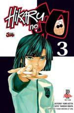 capa de Hikaru no Go #03