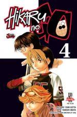 capa de Hikaru no Go #04