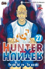 capa de Hunter X Hunter #27