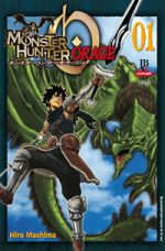 capa de Monster Hunter Orage