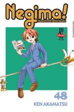 capa de Negima #48