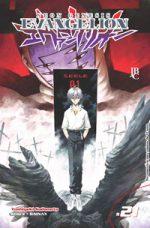 capa de Neon Genesis Evangelion #21