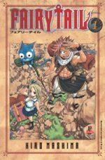 capa de Fairy Tail #01