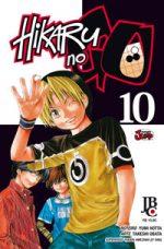 capa de Hikaru no Go #10