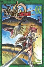 capa de Monster Hunter Orage #02