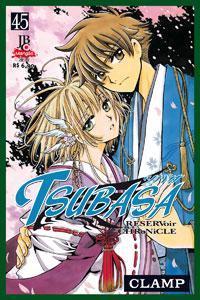 capa de Tsubasa #45