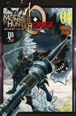 capa de Monster Hunter Orage #04