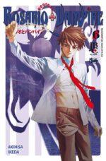 capa de Rosario+Vampire #06