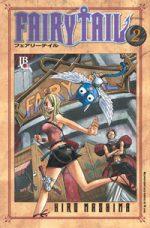 capa de Fairy Tail #02