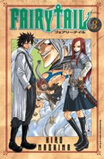 capa de Fairy Tail #03