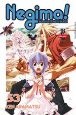 capa de Negima #53