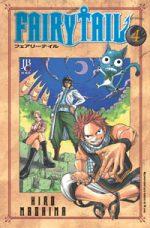 capa de Fairy Tail #04