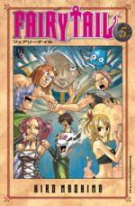 capa de Fairy Tail #05