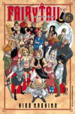 capa de Fairy Tail #06
