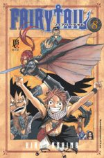 capa de Fairy Tail #08