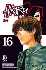 capa de Hikaru no Go #16