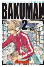 capa de Bakuman #02