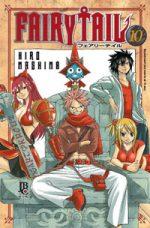capa de Fairy Tail #10