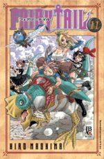 capa de Fairy Tail #11