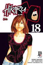 capa de Hikaru no Go #18