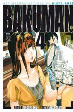 capa de Bakuman #04