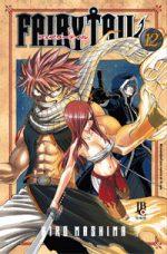 capa de Fairy Tail #12